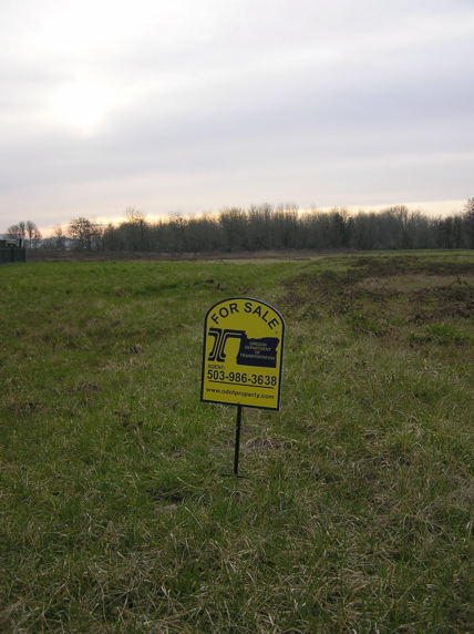 ODOT land for West Eugene Parkway for sale